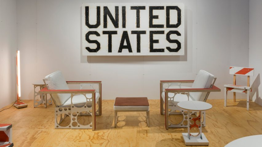 Furniture By Tom Sachs, Salon 94 Design