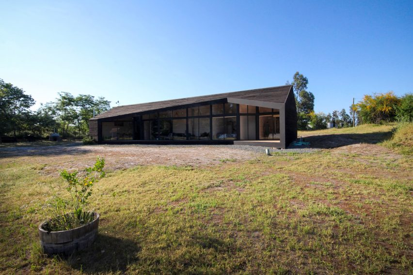 House in Chile by dD Arquitectos Ltda