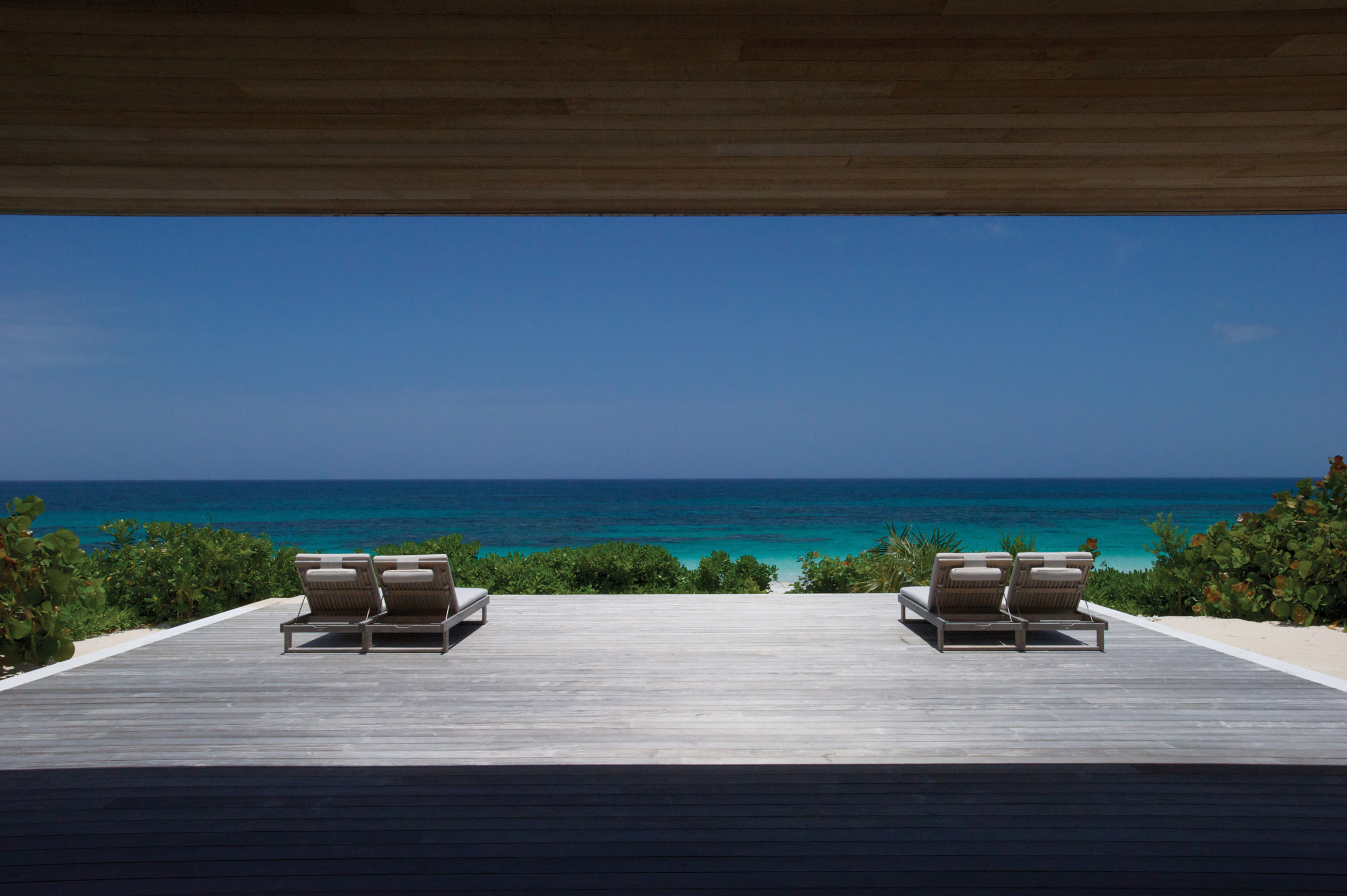House on a Dune by Oppenheim Architecture