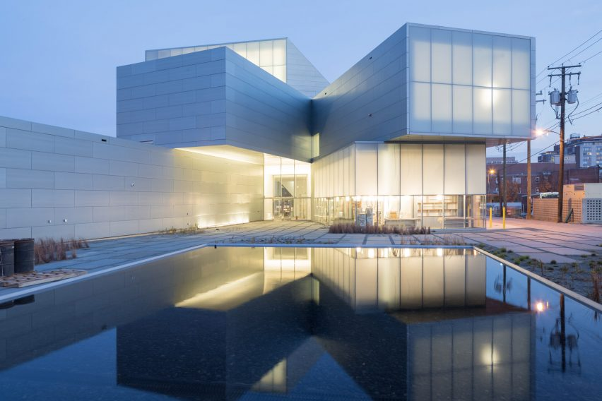 ICA at VCU by Steven Holl