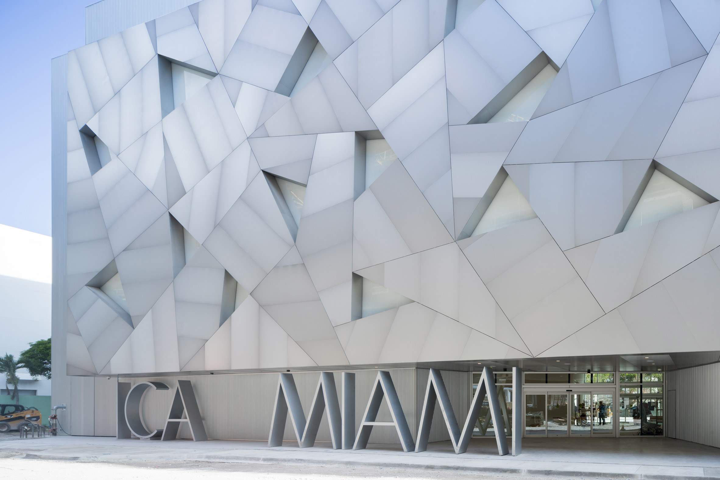 Institute of Contemporary Art Miami by Aranguren + Gallegos Arquitectos
