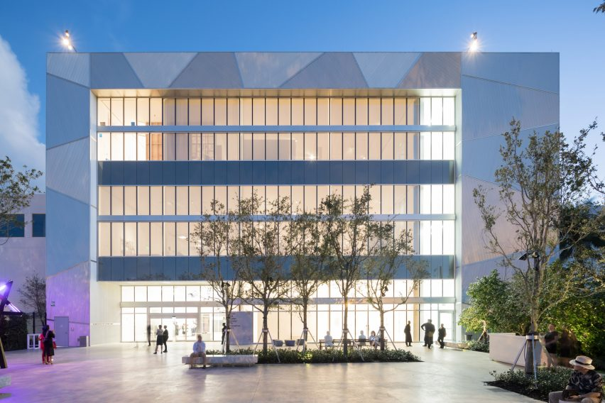 Institute of Contemporary Art Miami by Aranguren + Gallegos Arquitectos
