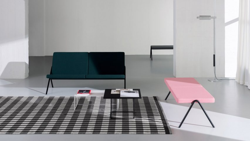 Berlin brand Loehr launches architecture-inspired furniture collection