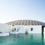 New photographs reveal the feat of engineering behind the Louvre Abu Dhabi's dome