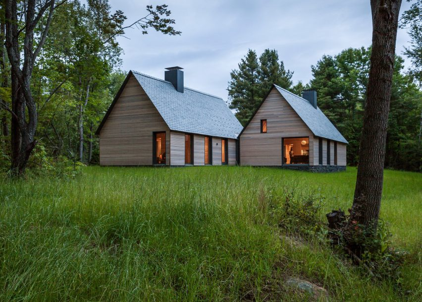 Marlboro Music Cottages, Vermont, by HGA Architects and Engineers