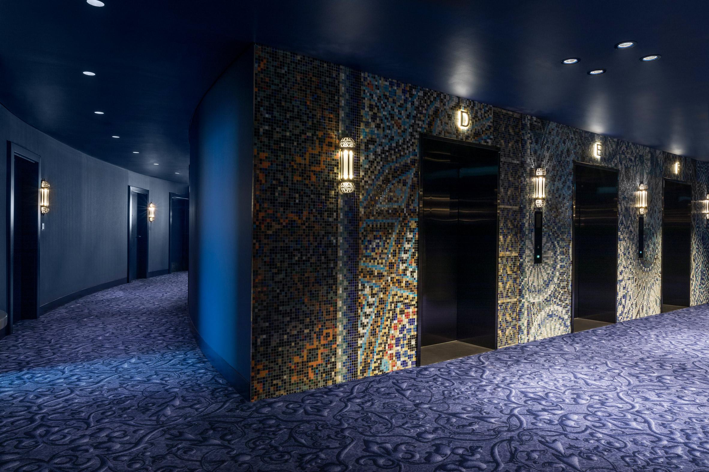 Mondrian Doha by Marcel Wanders