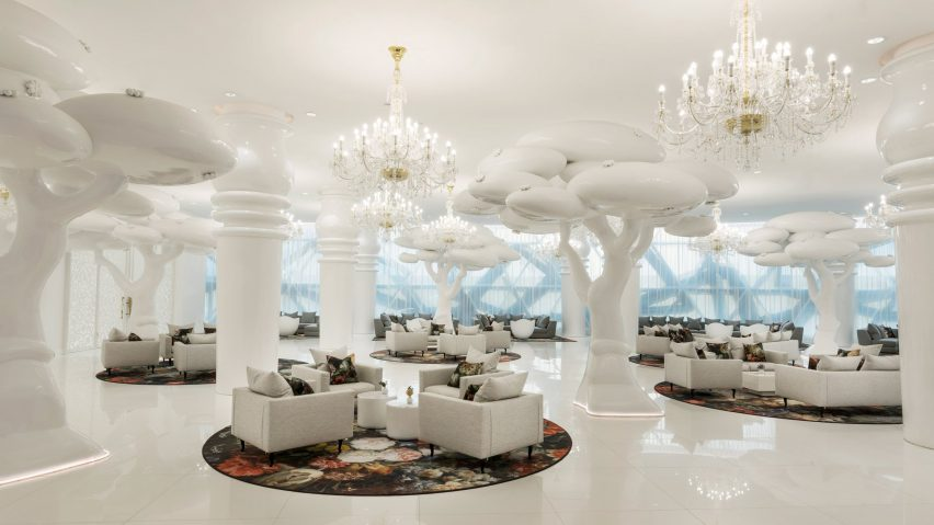 Bold Hotels dezeen mail includes marcel wanders bold hotel interior in doha
