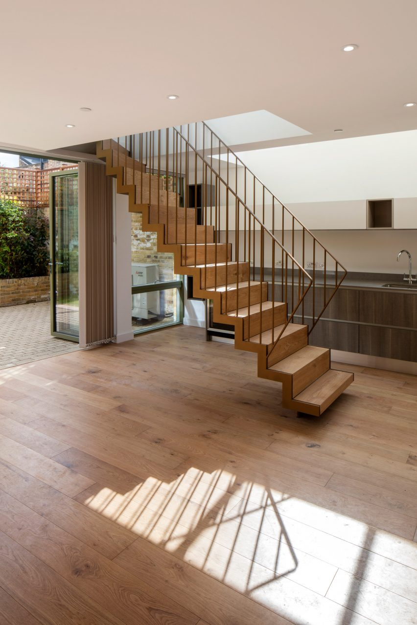Moray Mews by Peter Barber Architects