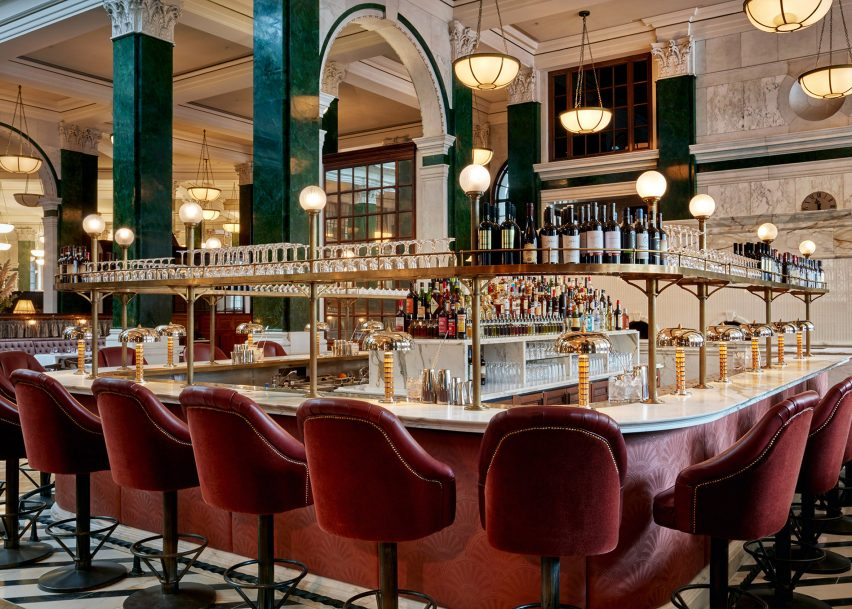 The Ned, England, by Soho House