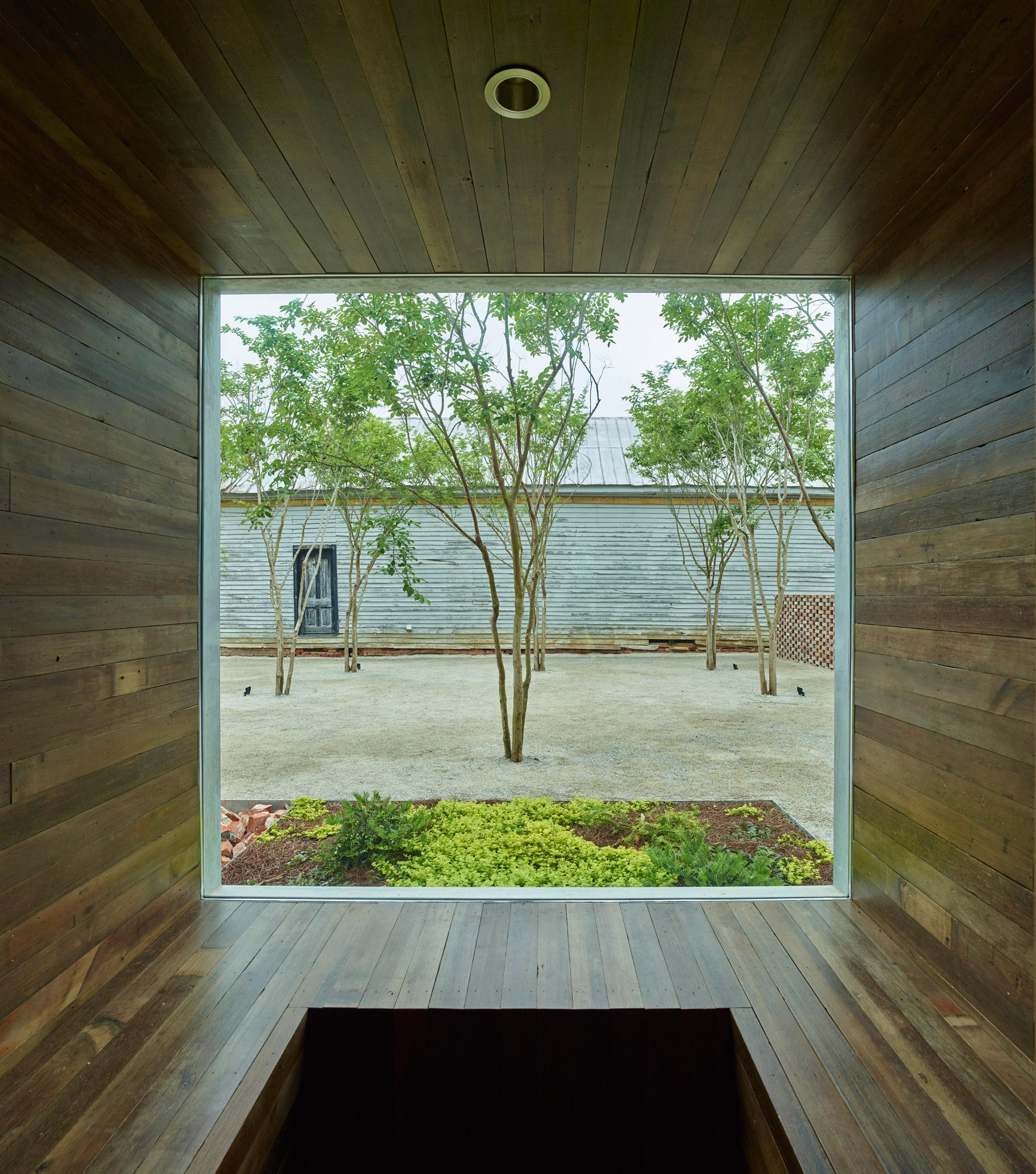 Newbern Library by Rural Studio