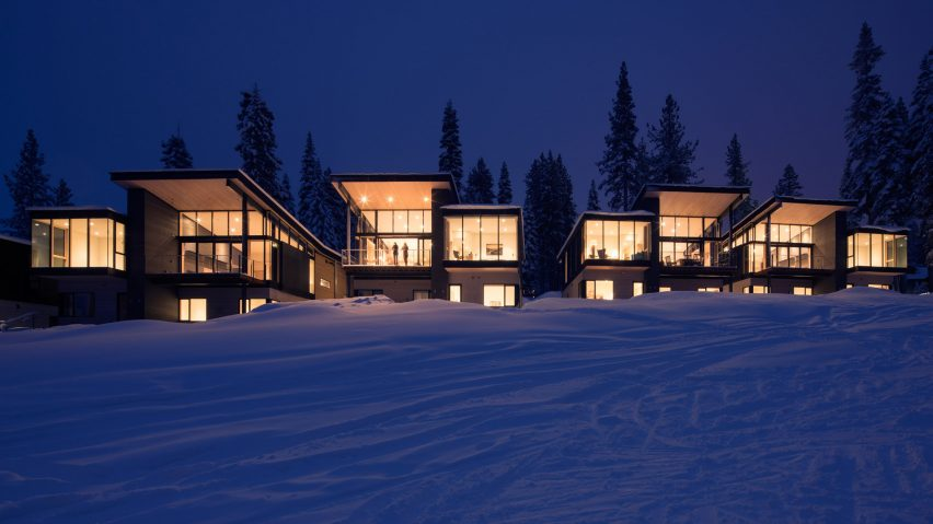 Our new Pinterest board showcases the best projects for winter sports on Dezeen