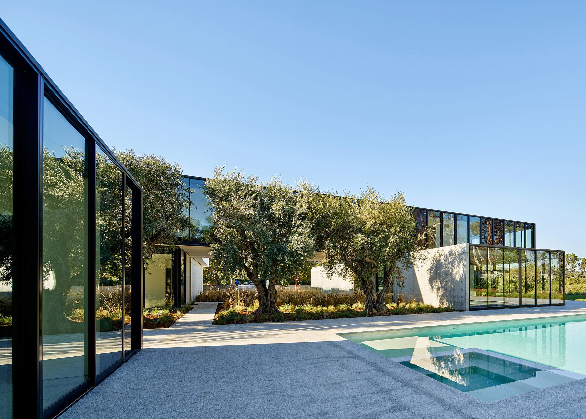 Oz House, California, by Natoma Architects