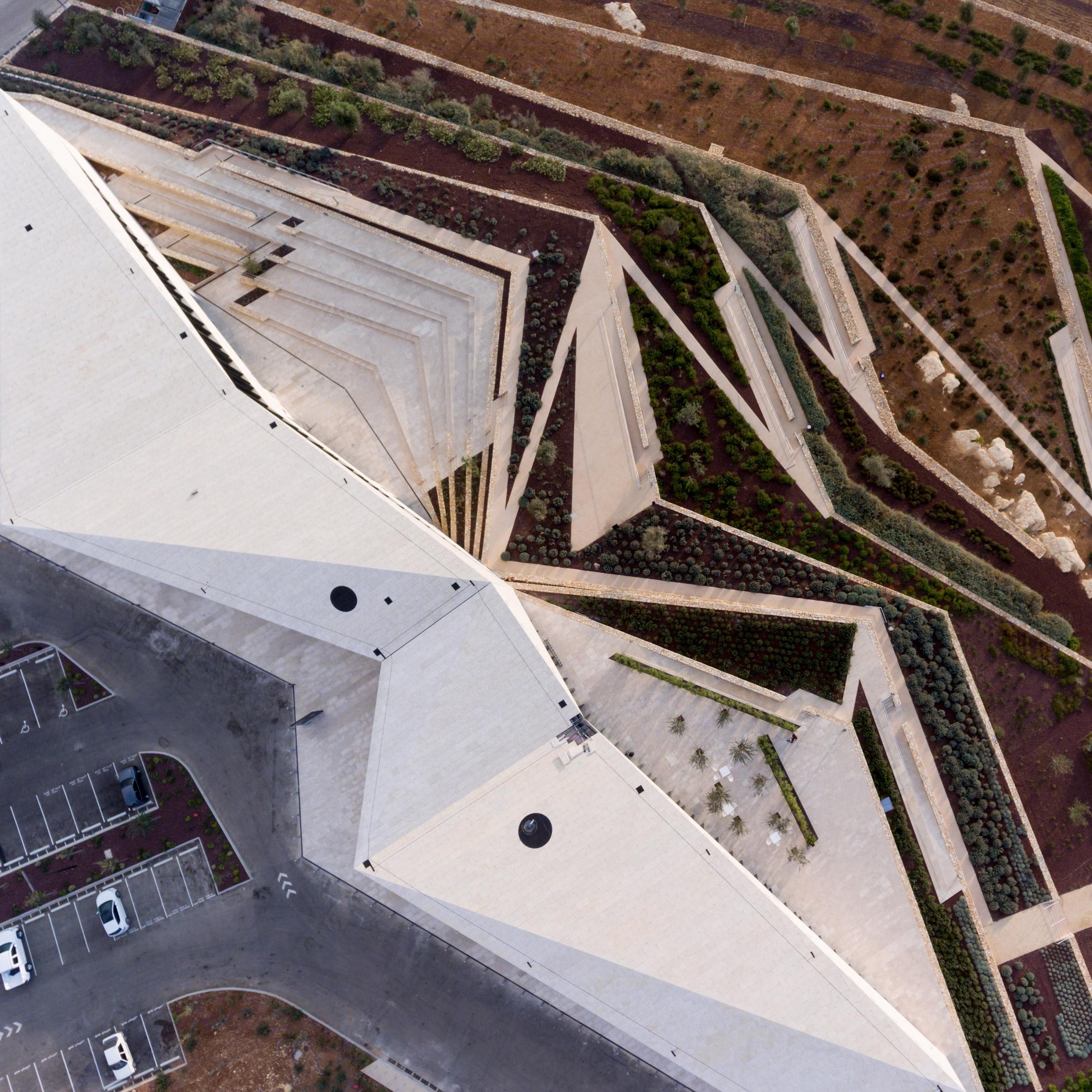 Palestinian Museum Heneghan Peng