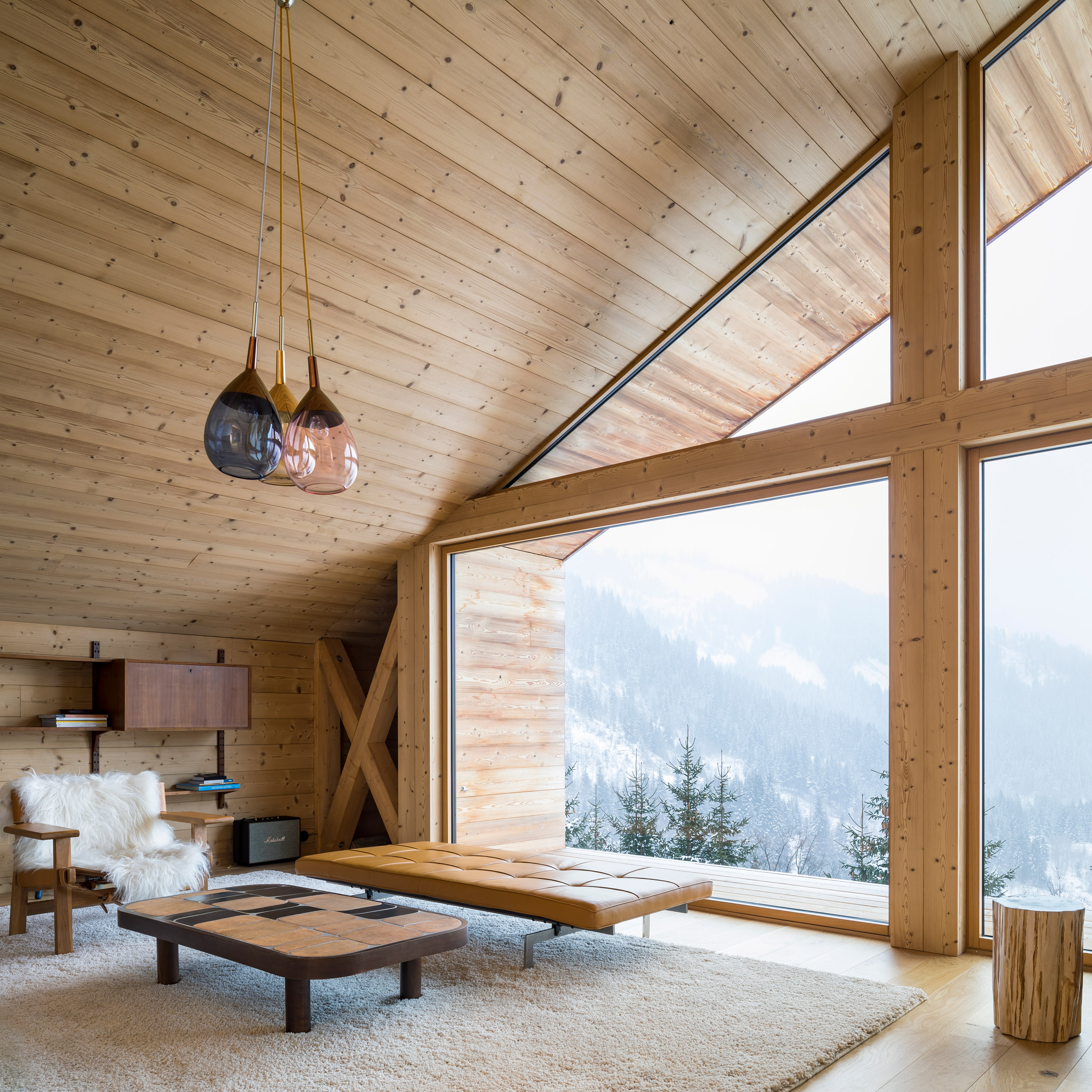 10 wintery chalets that offer sanctuary from the cold