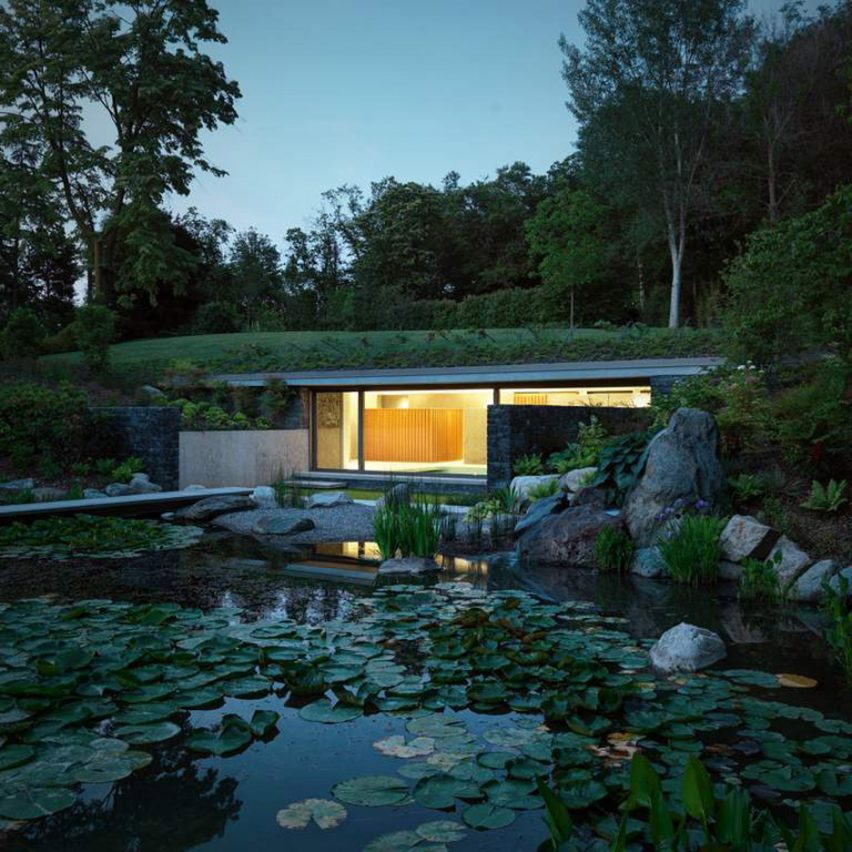Pinterest roundup: ponds