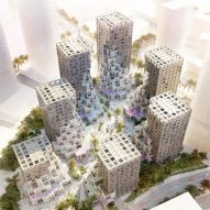 MVRDV and BIG to create new neighbourhood in Abu Dhabi's Makers District