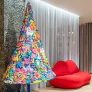 10 of the most imaginative and unusual Christmas trees of 2017