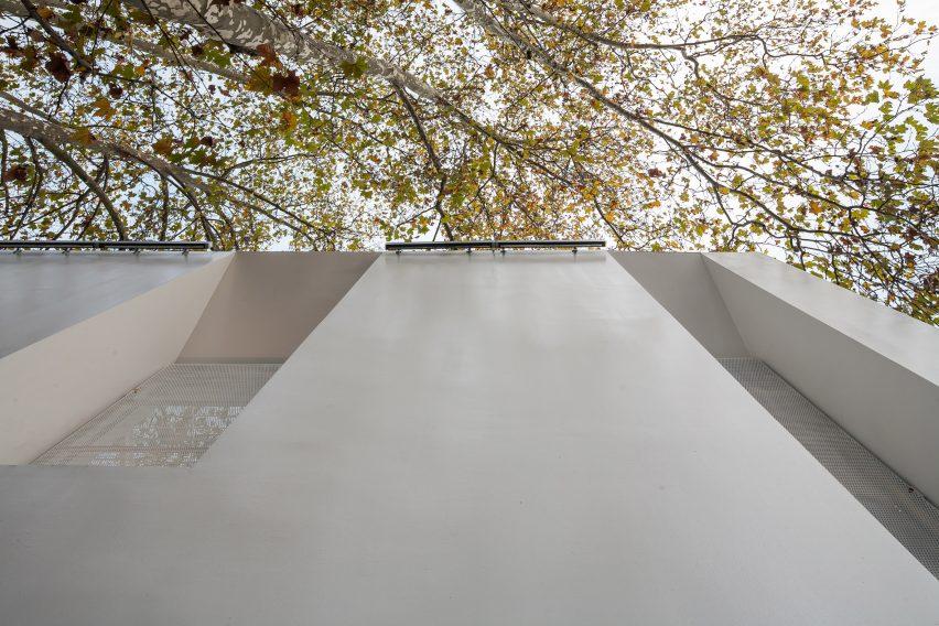 Prinzi office by Cotignola, Staricco, Tobler
