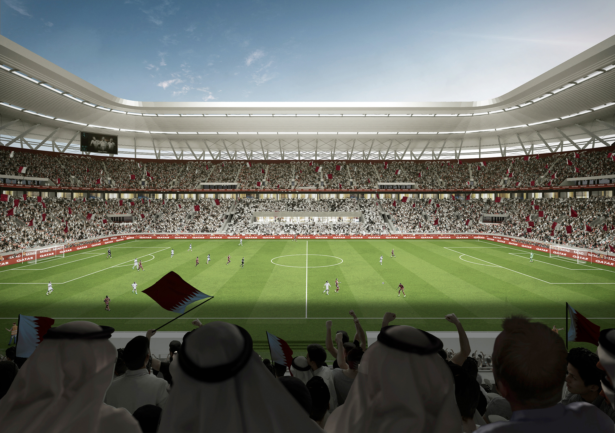 Ras Abu Aboud Stadium