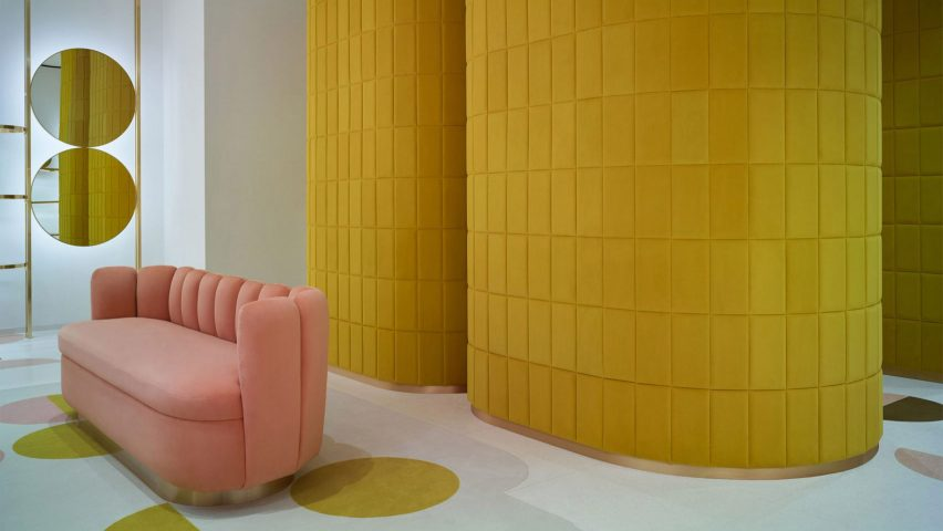 Five of the most appealing interior design roles on Dezeen Jobs this