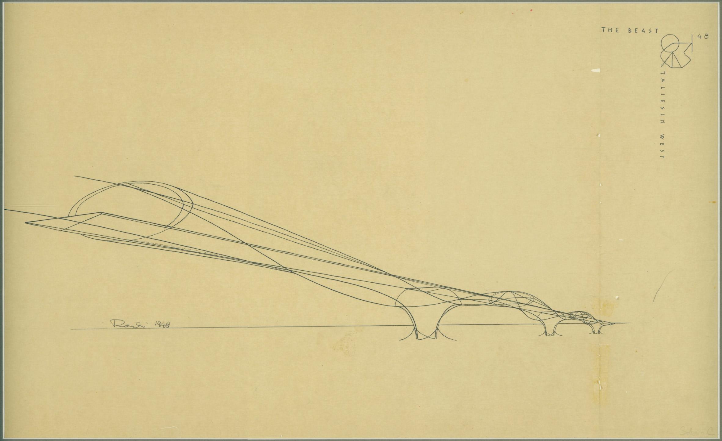 Repositioning Paolo Soleri exibition