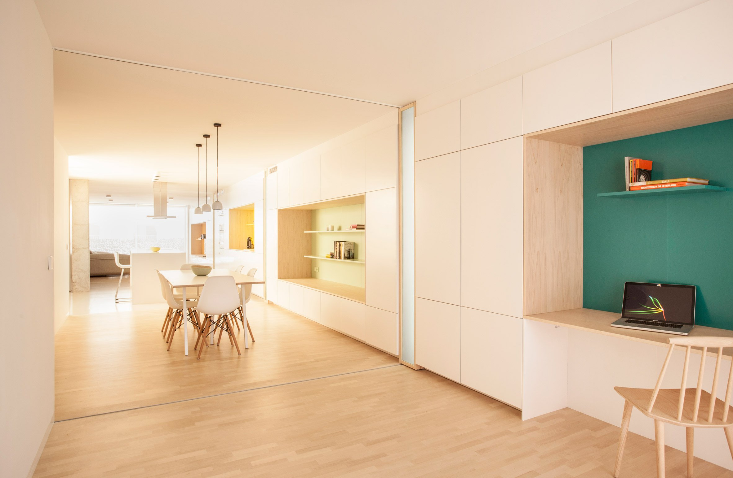 RL House Renovation by Diego López Fuster Arquitectura