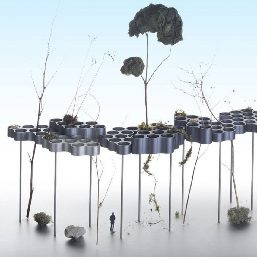 Nuage by Ronan and Erwan Bouroullec