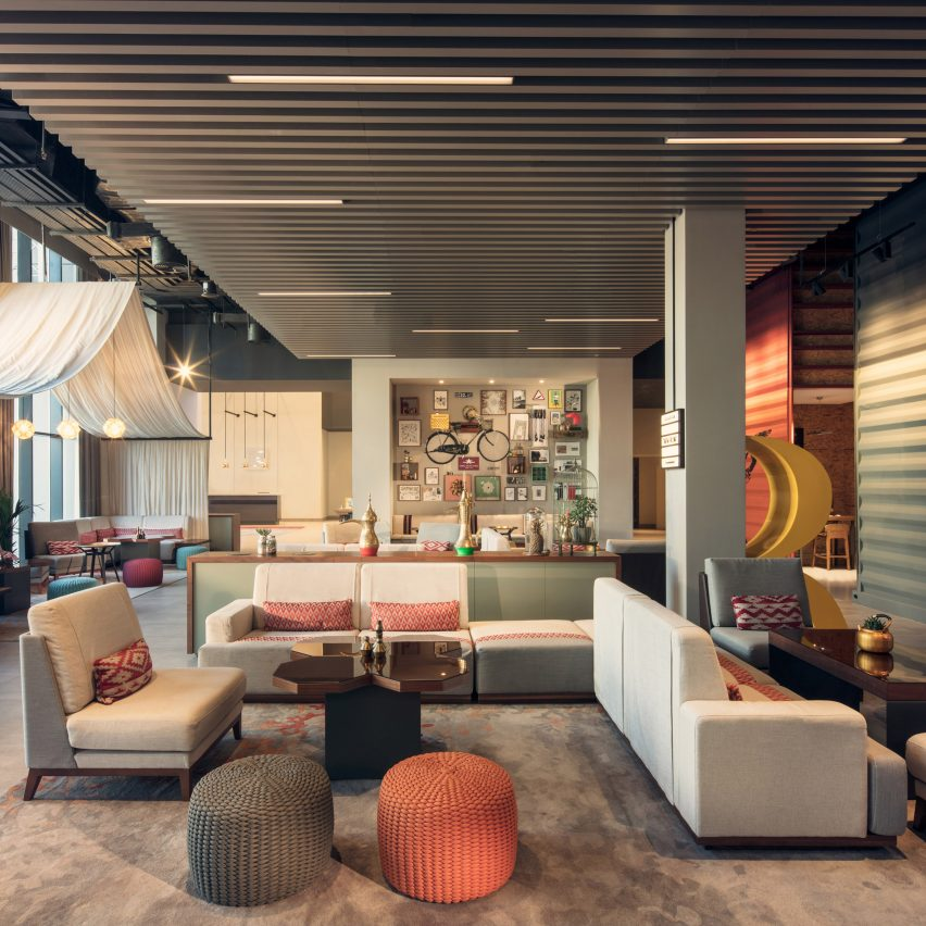 The rove downtown hotel is a new concept for dubai says for Hotel de dubai