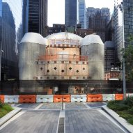 Work halts on Calatrava's Greek Orthodox church at World Trade Center site