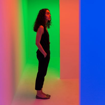 Chroma by Carlos Cruz-Diez