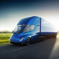 Elon Musk's Tesla reveals its first electric truck