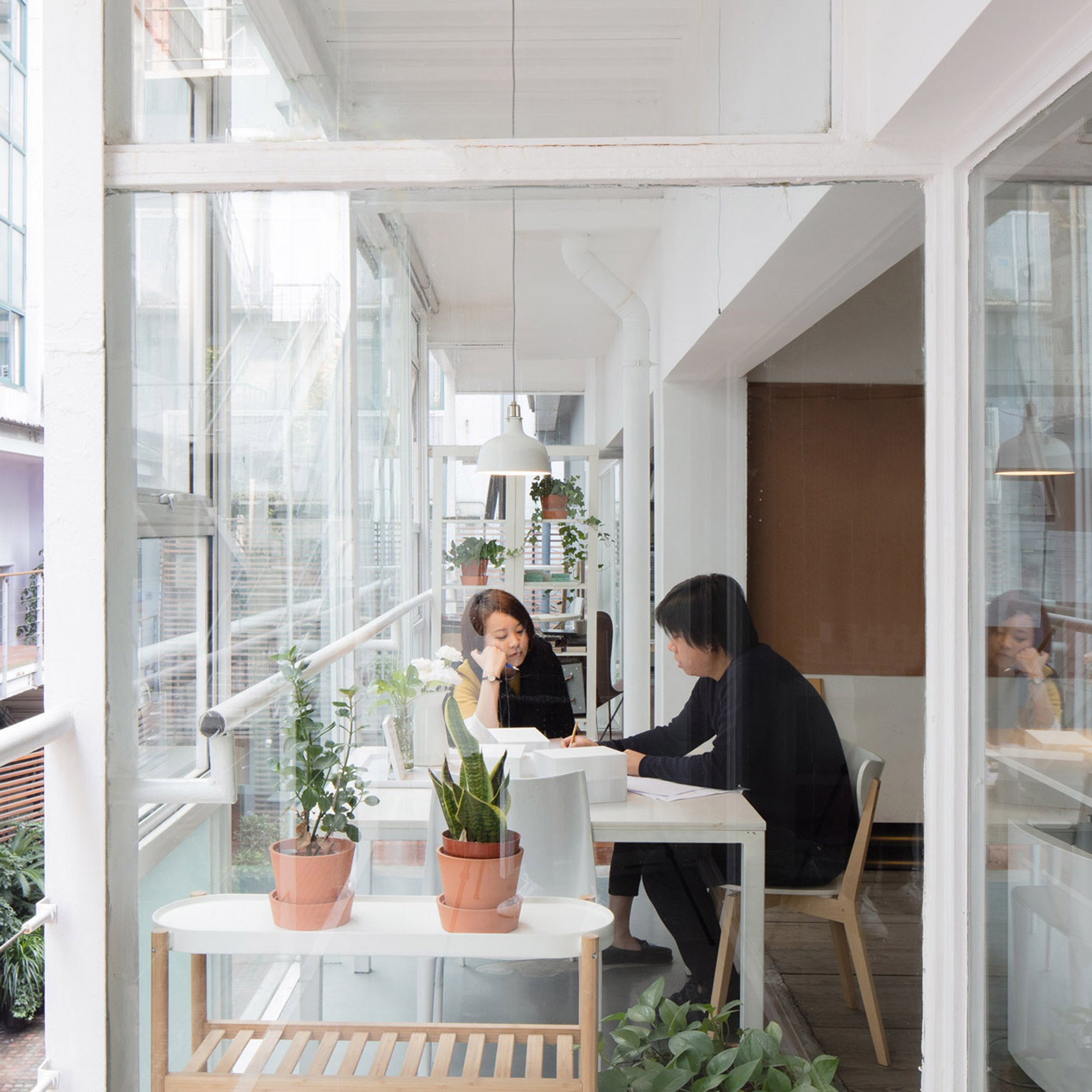Office Interior Architecture And Design Dezeen