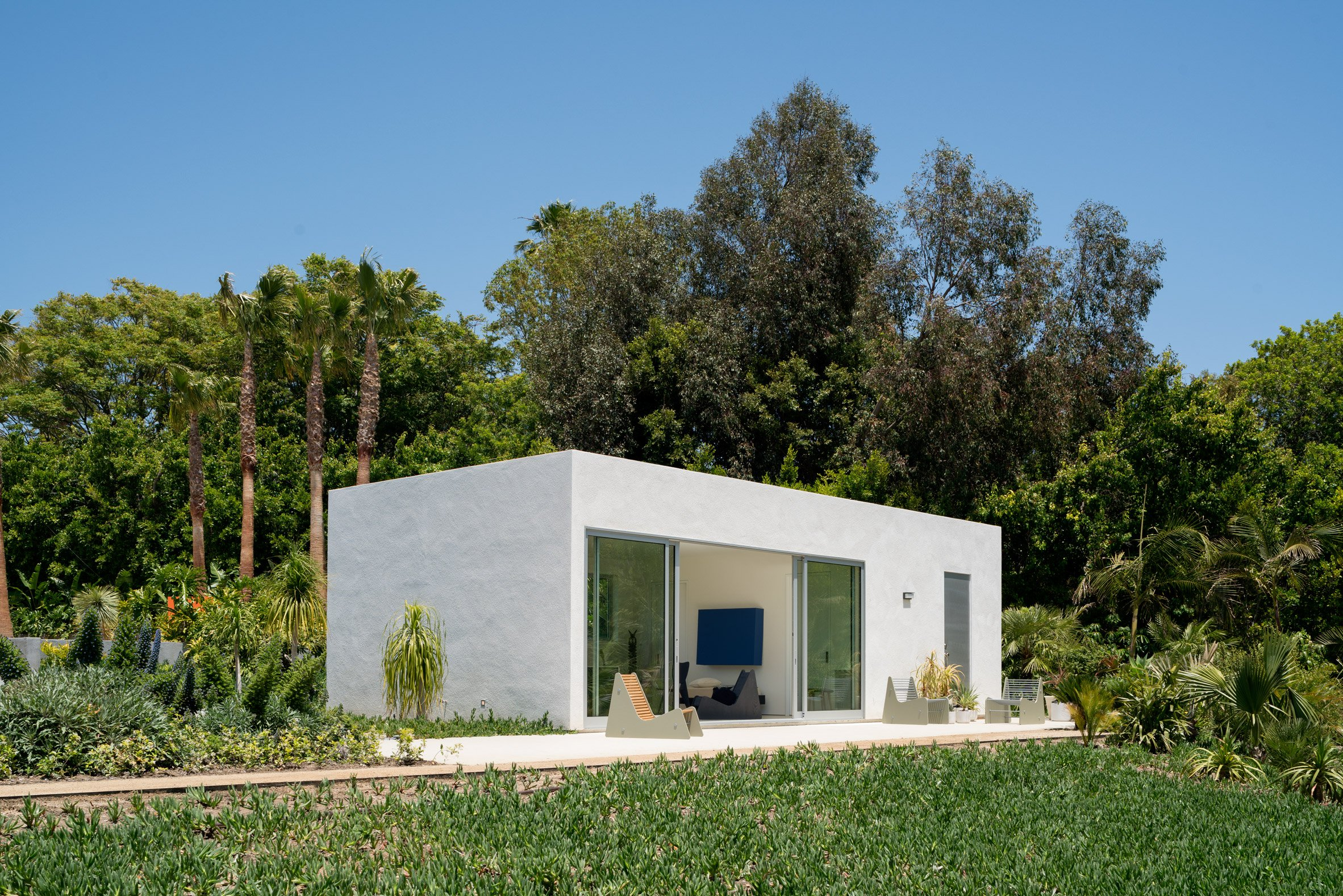 Shed House by Welcome Projects