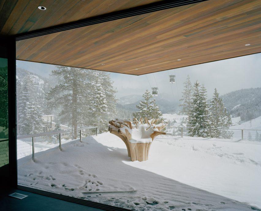 Ski On Home by Strawn Sierralta