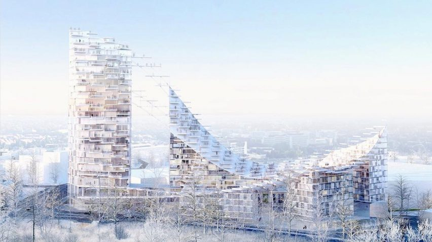 Sou fujimoto and awaa win brussels tower contest