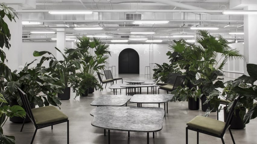 Ssense by Atelier Barda architecture