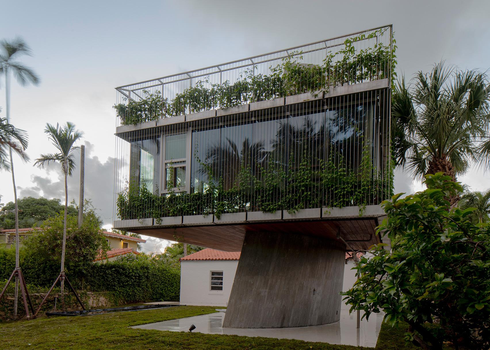 Sun Path House, Florida, by Christian Wassmann