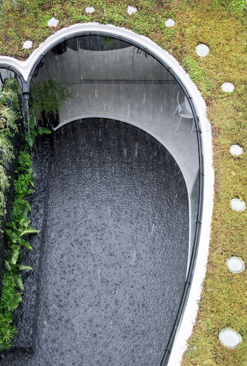 Sun Rain Rooms by Tonkin Liu