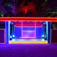 Carsten Höller creates pop-up club with two sides for Prada in Miami