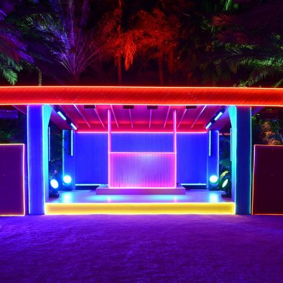 The Prada Double Club Miami by Carsten Höller