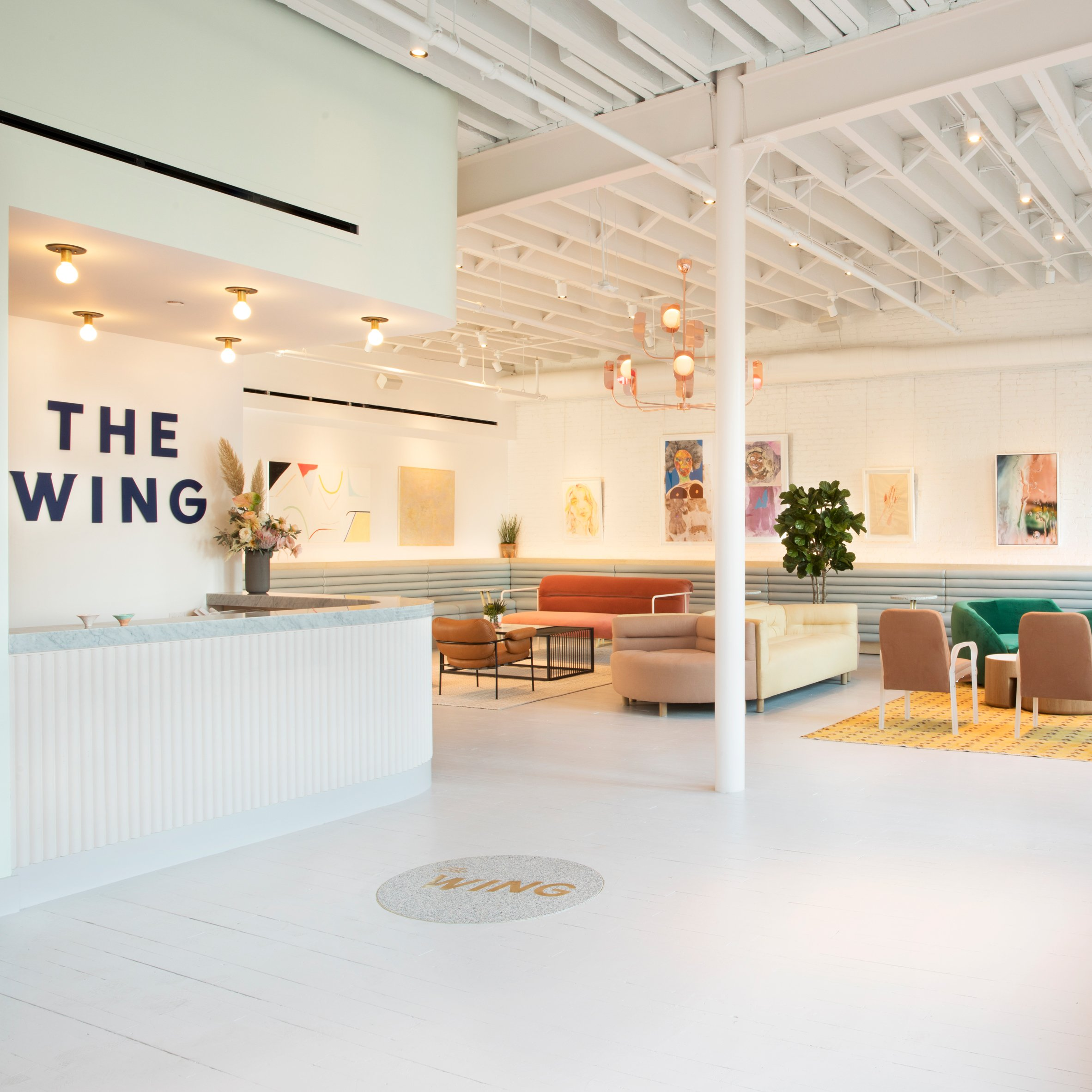 Design and architecture for co-working spaces | Dezeen