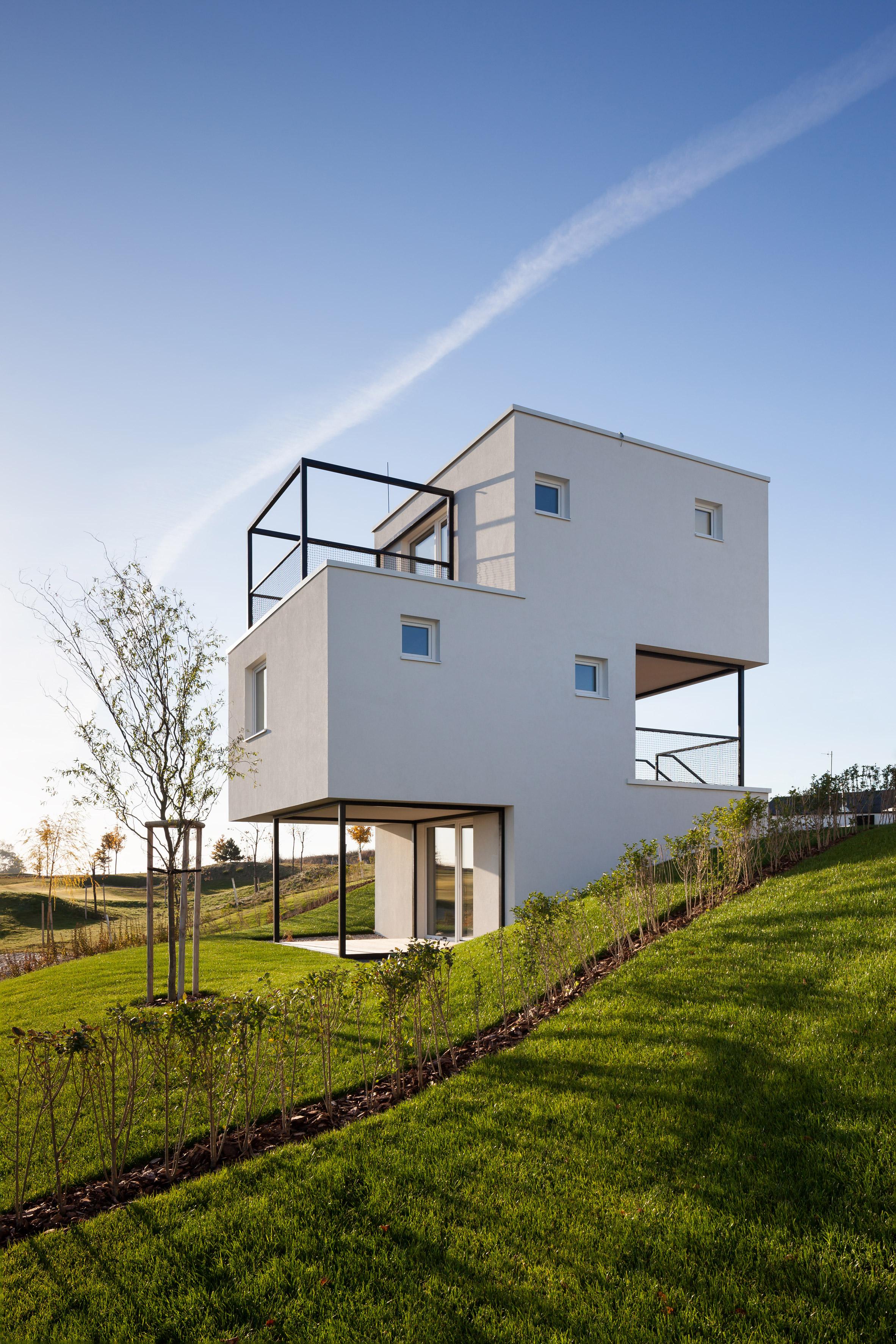 3x3 Houses by Endorfine