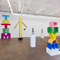 London designers create totemic sculptures for International Peace Day