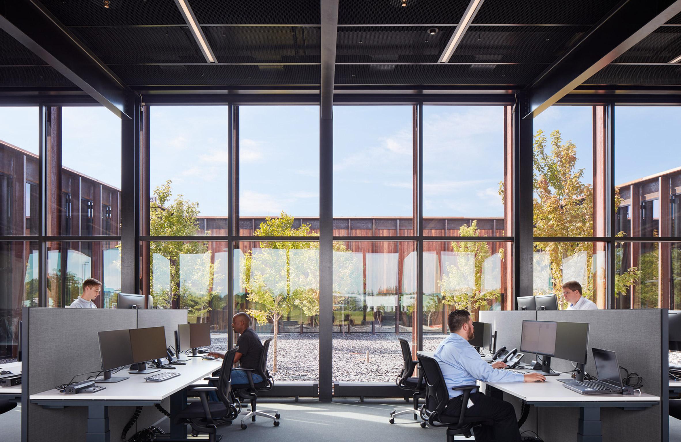 Smart Factory by Barkow Leibinger