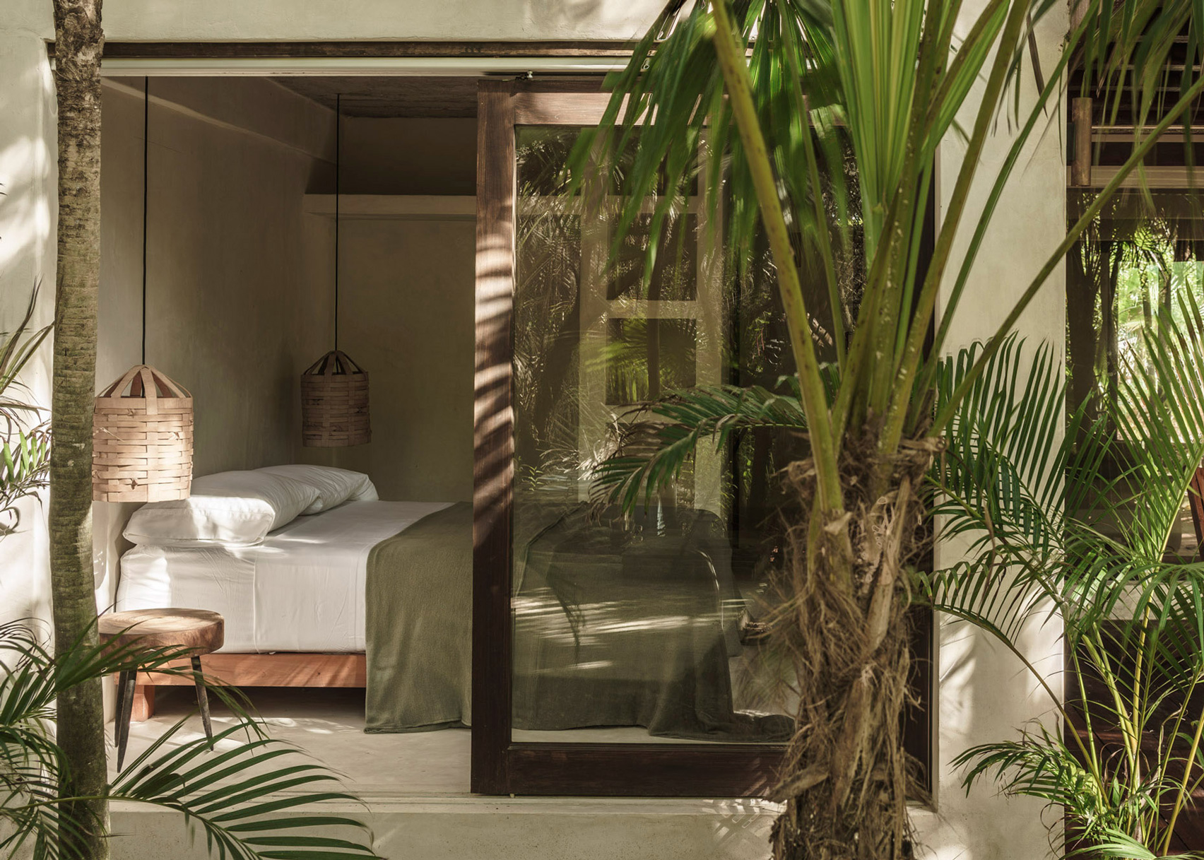 Tulum Treehouse, Mexico, by CO-LAB Design Office