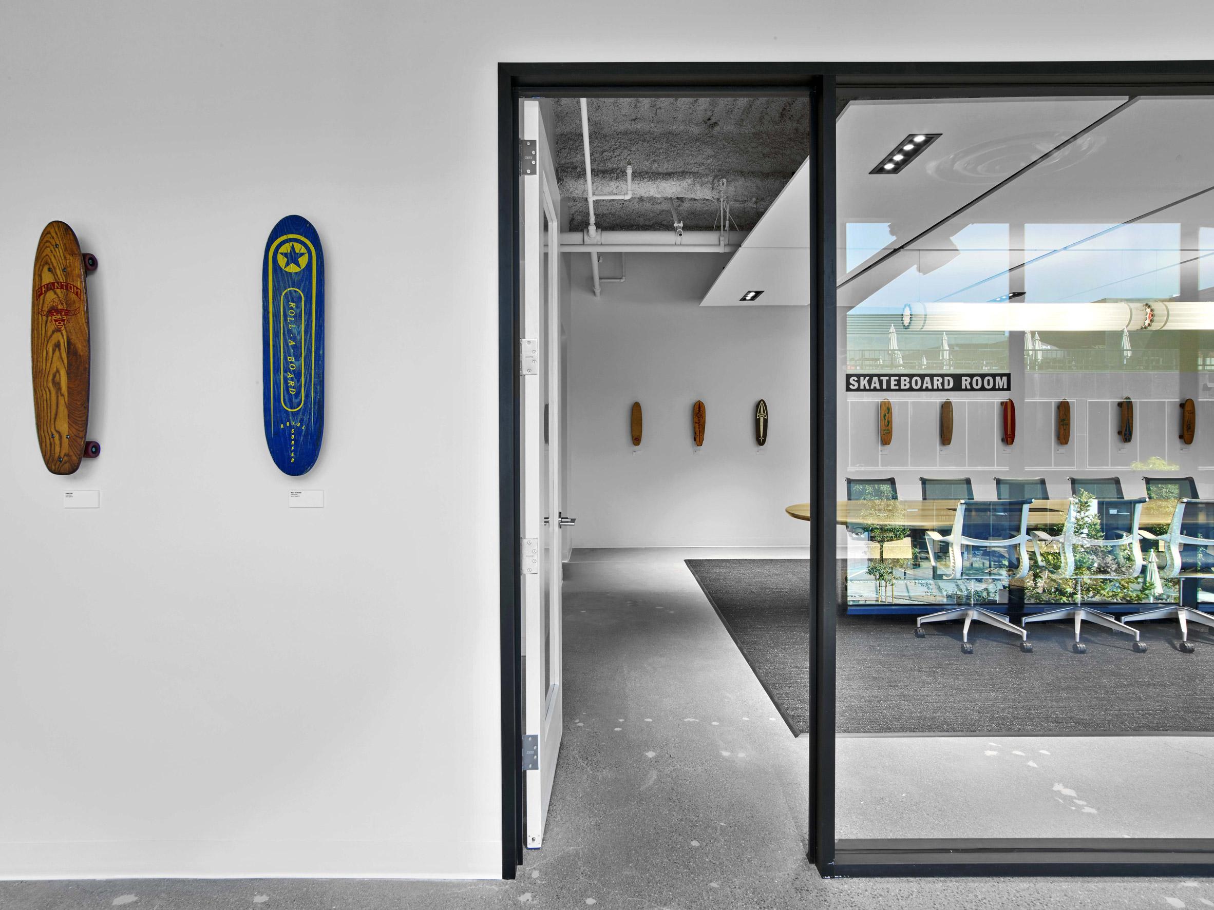 Vans Office by Rapt Studio