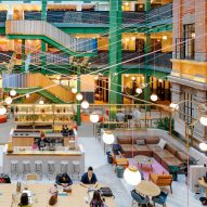 Observe the growing popularity of co-working spaces via our new Pinterest board