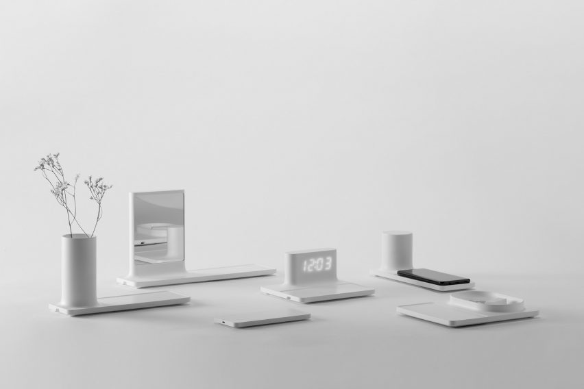 Wireless accessories by designstudio PESI