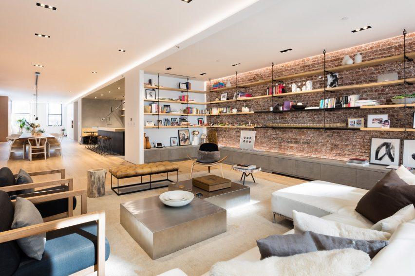 110 Franklin Street by Raad Studio