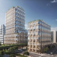 Heatherwick reveals New York condo towers with bulging windows